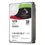 Seagate Ironwolf NASdrive 10TB ST10000VN0004