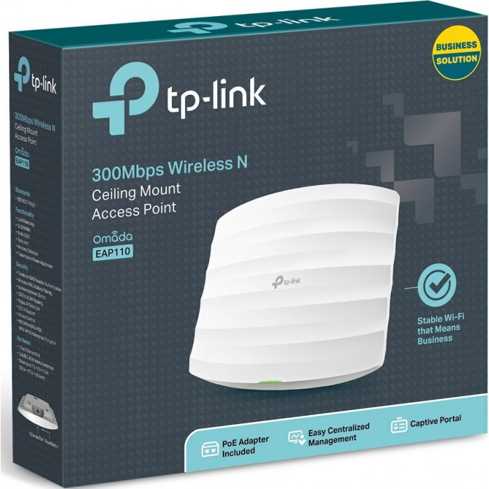 Tp-Link EAP110 Ceiling Mount Access Point