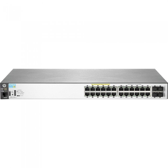 HP Aruba 2530 24G PoE+ Switch J9773A
