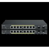 Engenius EWS 8-Port Managed Gigabit PoE Switch