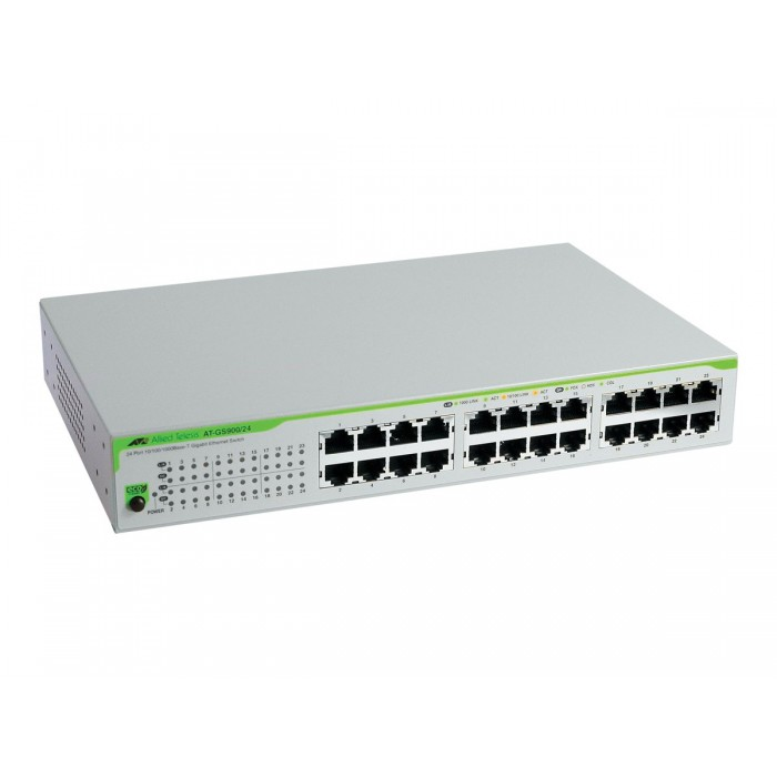 ALLIED TELESIS 24PORT GIGABIT AT-GS900/24-30