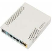 MikroTik RB951Ui-2HnD AP with five Ethernet ports