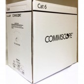 Commscope cat6 Twisted pair cable
