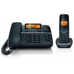 Gigaset C330 Corded And Cordless Telephone  Black