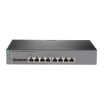 HP OfficeConnect 1920S 8G 8 ports  Managed rack mountable switch
