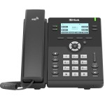 Htek UC912P LCD IP Phone with 4 SIP Accounts