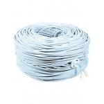 KUWES FTP CAT6 SOLID LAN CABLE 305M BOX GRAY