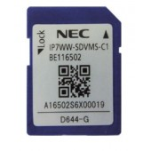 NEC IP7WW-SDVMS-C1 SD Card