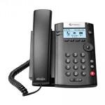 Polycom VVX 201 2-LINE POE BUSINESS MEDIA PHONE