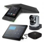 Polycom 6230-85690-001 HP SRS Microsoft Teams Skype for Business Medium Room Bundle