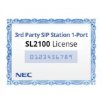 NEC BE116746 SIP 3rd Party 1-Port License