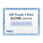 NEC BE116745 SIP Trunk 1-Port License