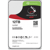 Seagate Ironwolf NASdrive 12TB ST12000VN0007