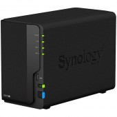 Synology 2 bay NAS DiskStation (Diskless) - DS218+