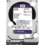 WD Purple 6TB Surveillance Hard Disk WD60PURZ