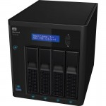 WD 16TB My Cloud EX4100  4-Bay Network Attached Storage - NAS