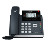 Yealink-SIP-T42S Ultra-elegant Gigabit IP Phone