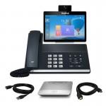 Yealink VP59 VCS Ext Package Vedio Phone