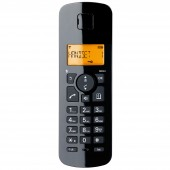Motorola C401 Digital Cordless Telephone Black