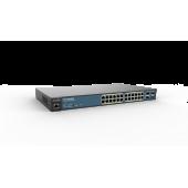 Engenius Neutron EWS 24-Port Managed Gigabit 410W PoE+ Switch