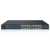 Engenius EWS 24-Port Managed Gigabit PoE Switch