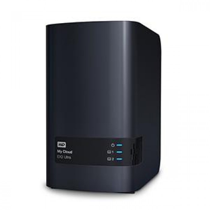 Western Digital EX2 Ultra NAS 4 TB
