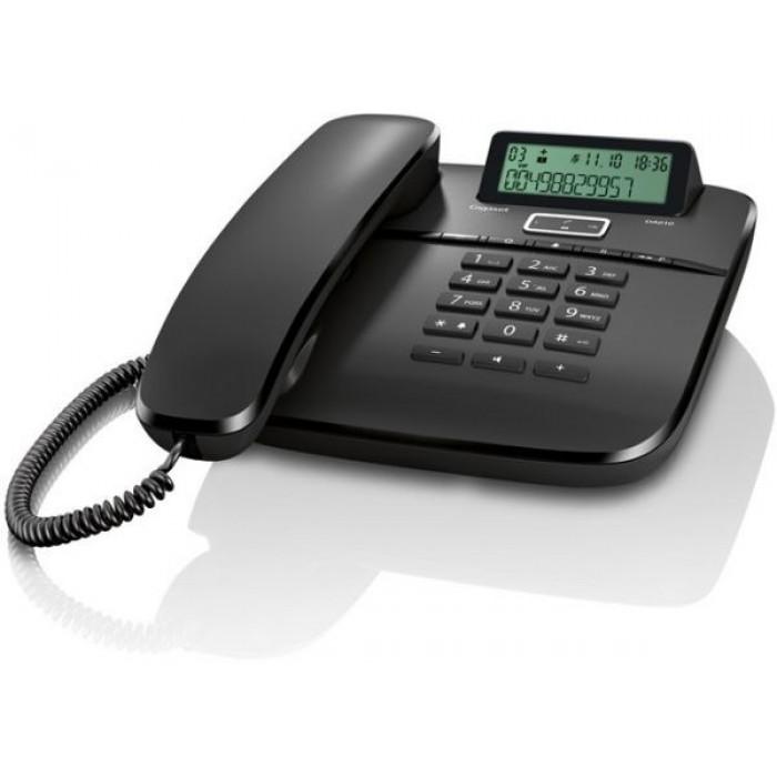 Gigaset DA610 Corded Telephone Black image