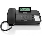 Gigaset DA710 Corded Telephone  Black