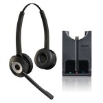 Jabra Pro 920 Duo Wireless  Headphones
