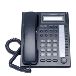 Panasonic KX-T7665X Telephone Systems (Black)