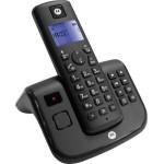 Motorola T211 Cordless Telephone Black