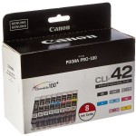 Canon CLI-42 8 PK Value Pack Ink 8 Pack