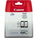 Canon Cl-446 And Pg-445 Ink Cartridges Multipack
