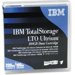IBM LTO 1 Tape 100/200GB Data Cartridge 08L9120