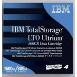 IBM LTO 4 Tape 800GB/1600GB 95P4436/95P4278