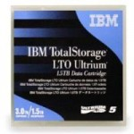 IBM LTO 5 Tape 1.5/3.0TB 46X1290/ 49Y9899/46C2084
