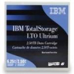 IBM LTO 6 Tape 2.5-6.25TB 00V7590-35P190