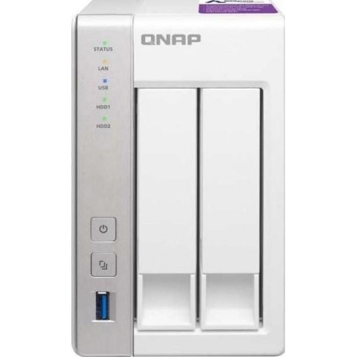 Qnap TS231P 12TB