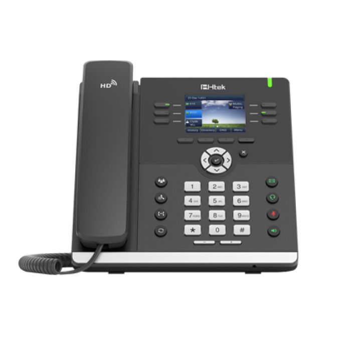 Htek UC923 Gigabit Color IP Phone image