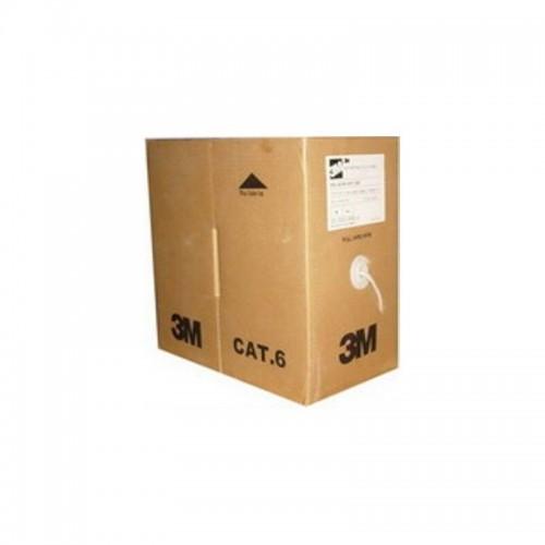 3M UTP CABLE CAT 6 3M -305 MTR BOX